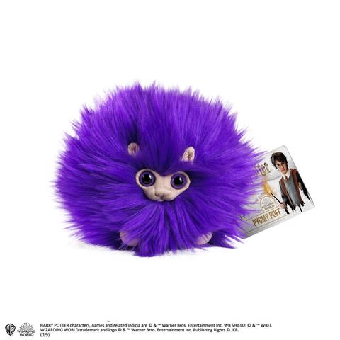 Petite peluche Boursouflet Violet