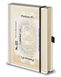 Carnet Ticket Londres Poudlard