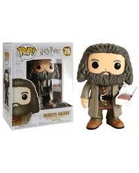 POP Hagrid avec gâteau Anniversaire N° 78
