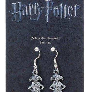 Boucles d oreilles Dobby l'elfe de maison
