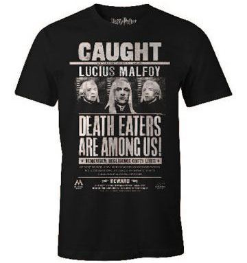 Harry Potter T-Shirt Lucius Malfoy
