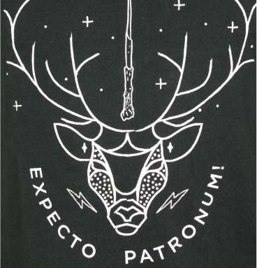 T shirt Harry Potter Expecto Patronum