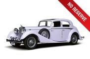 1936 Jaguar SS 2½ Litre Saloon (Project)