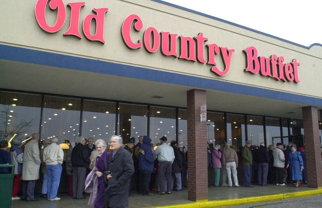 BELLEVUE WA ONSITE Old Country Buffet Restaurant
