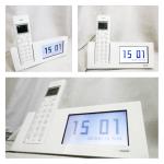 シャープ デジタルコードレス電話機 ホワイト JD-4C1CL-W