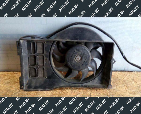 Диффузор радиатора Ауди С4 4A0121207B - купить в Минске