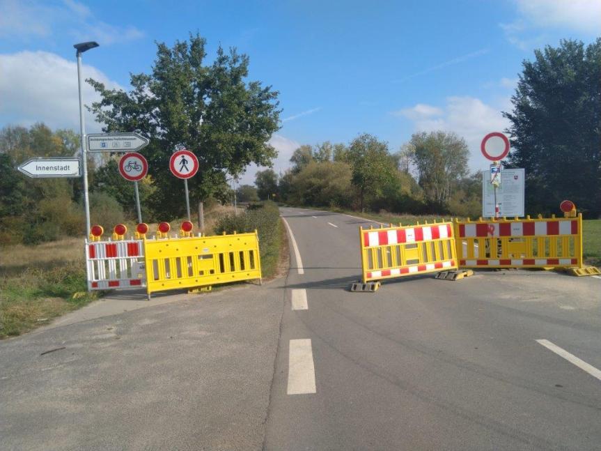UPDATE: HH – B 2020 Strassensperrung zwischen Hitzacker und Wusegel