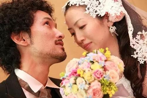 結婚写真 銀座 iconic