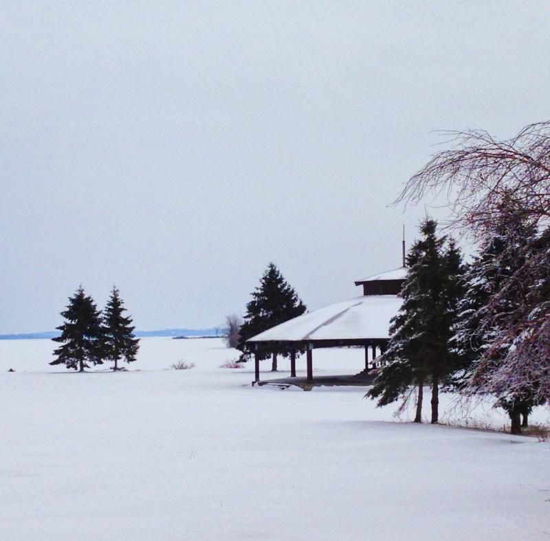 Le parc de la Confédération à Hawkesbury