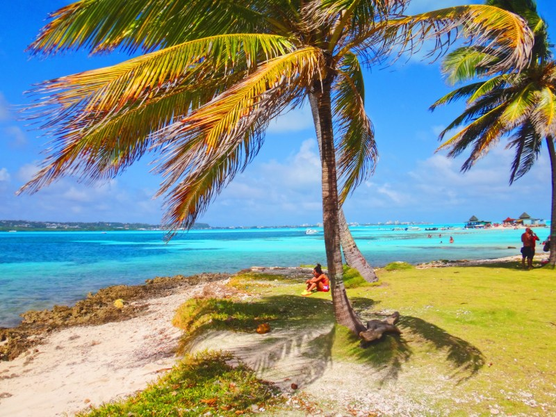 One of the Cays of San Andres