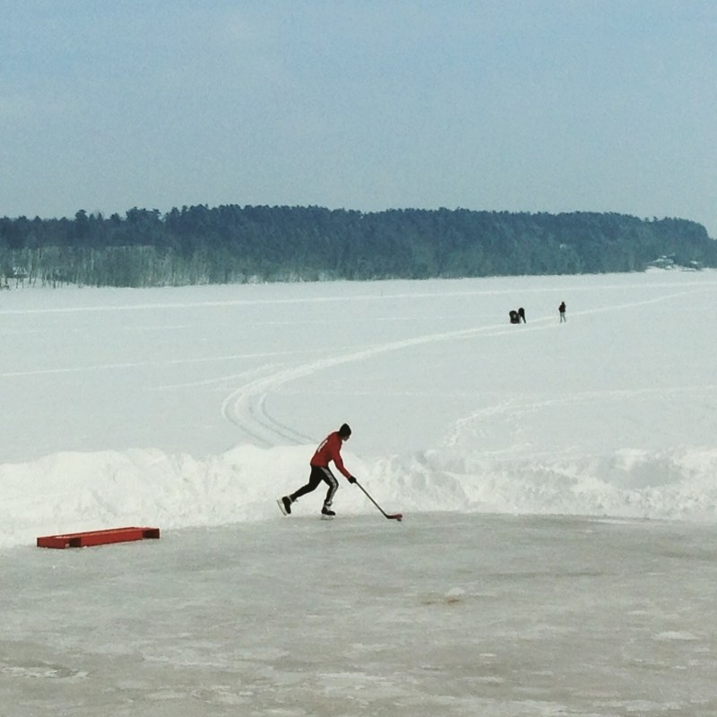 Lac Deux Montagnes