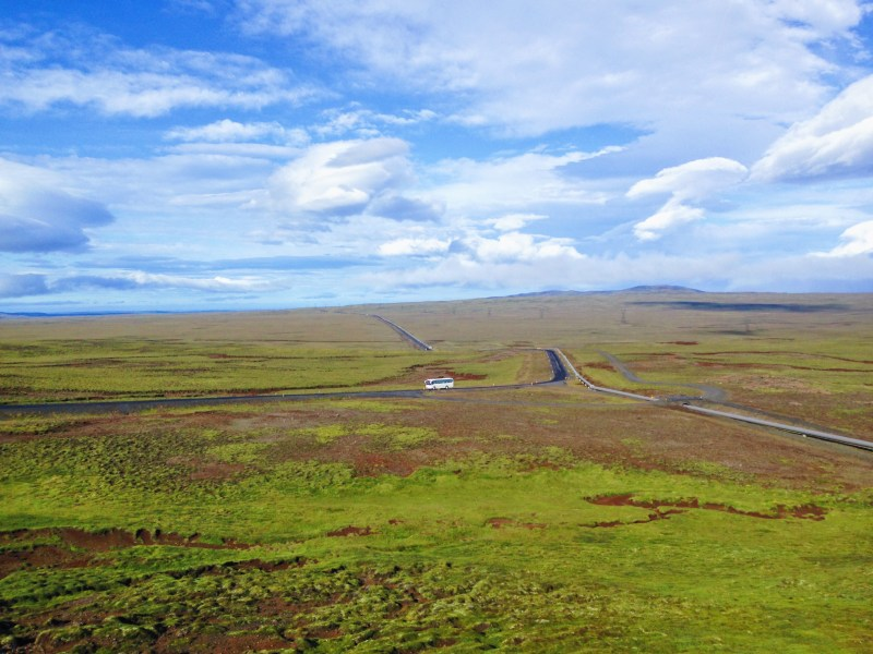 A day trip in the Golden Circle
