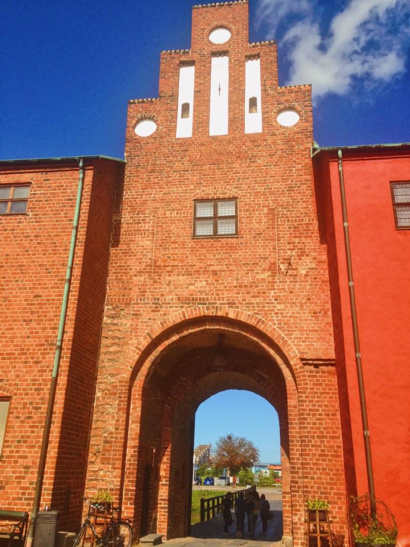 Le château de Malmö
