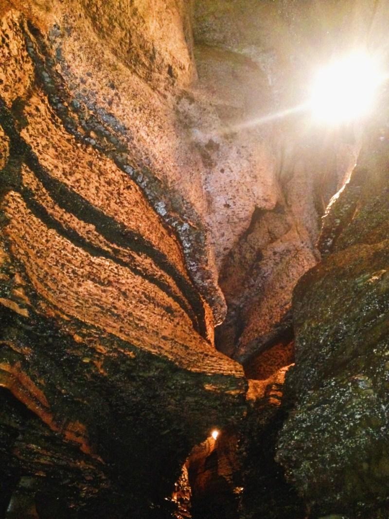 Cavernes de Bonnechere