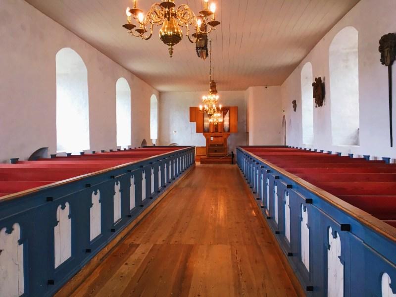 La chapelle du château de Turku