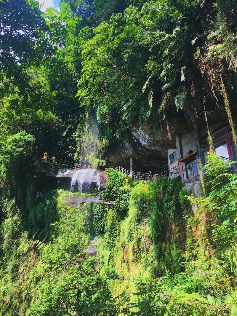 Yinhe Waterfall