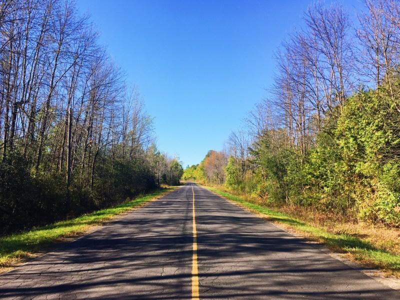 La Rideau Trail à Smiths Falls
