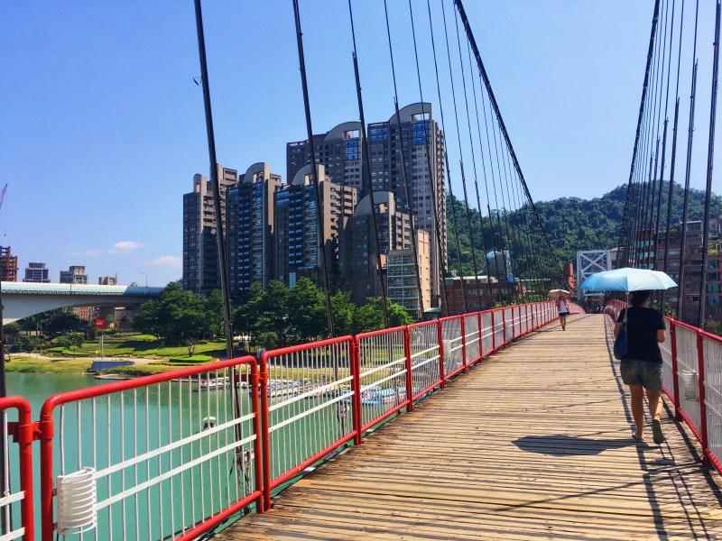 Bitan Suspension Bridge