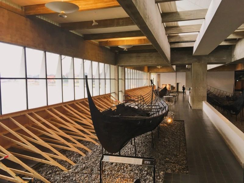 Musée des bateaux viking