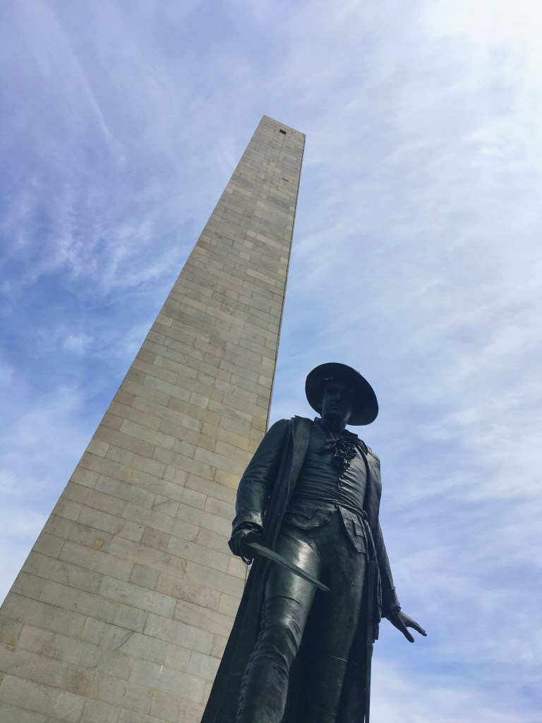 Monument de Bunker Hill