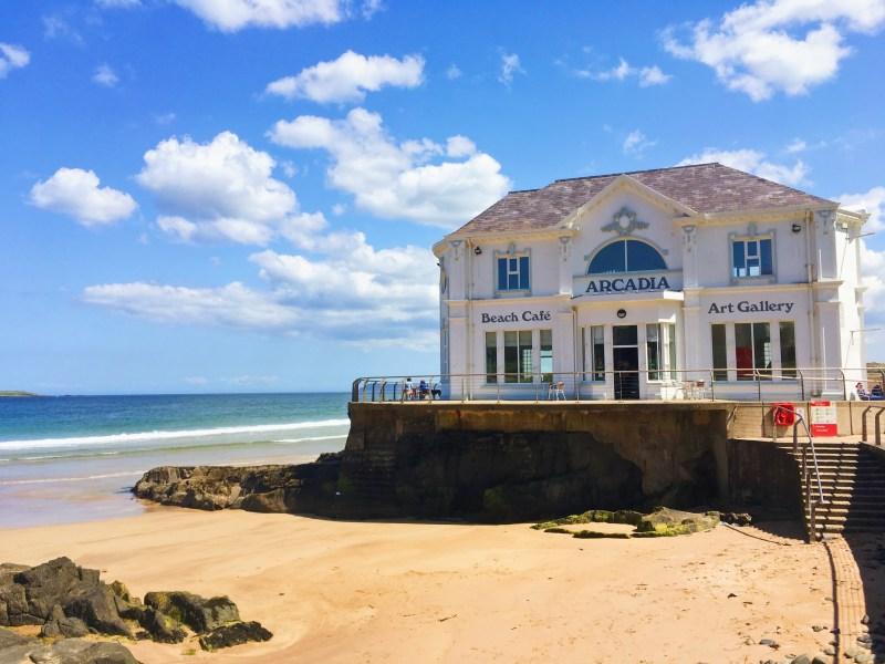 Portrush Strand