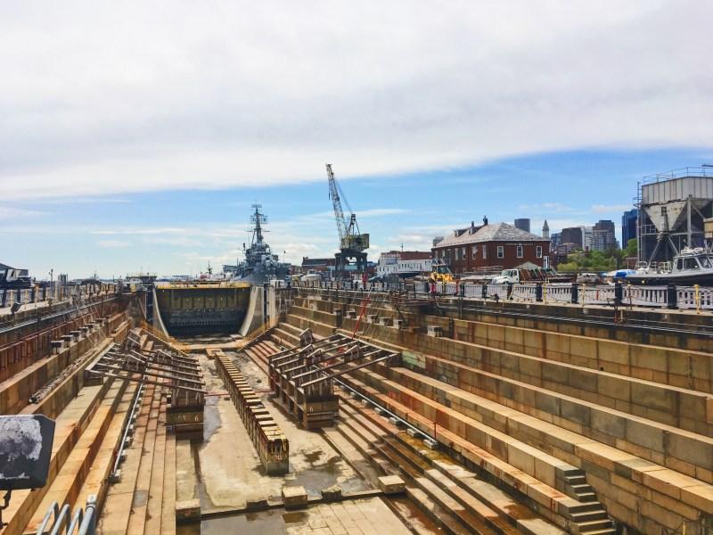 Boston Shipyard