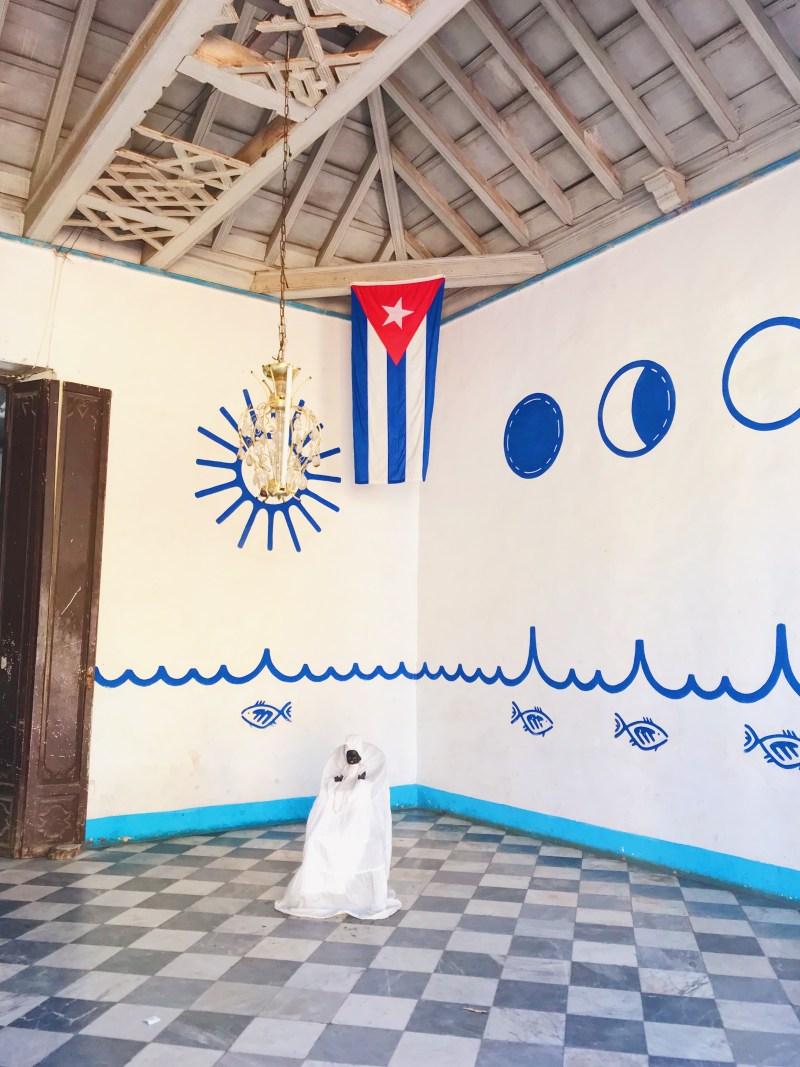 Casa Templo de Santería Yemayá