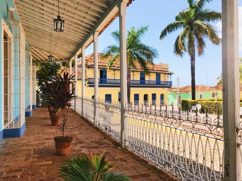 Architecture Museum in Trinidad