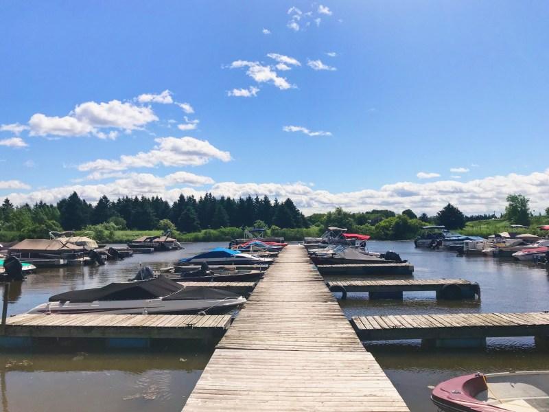 Marina de Gray's Creek