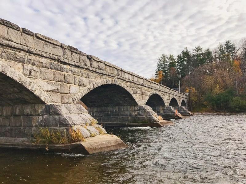 Pont à cinq arches de Pakenham