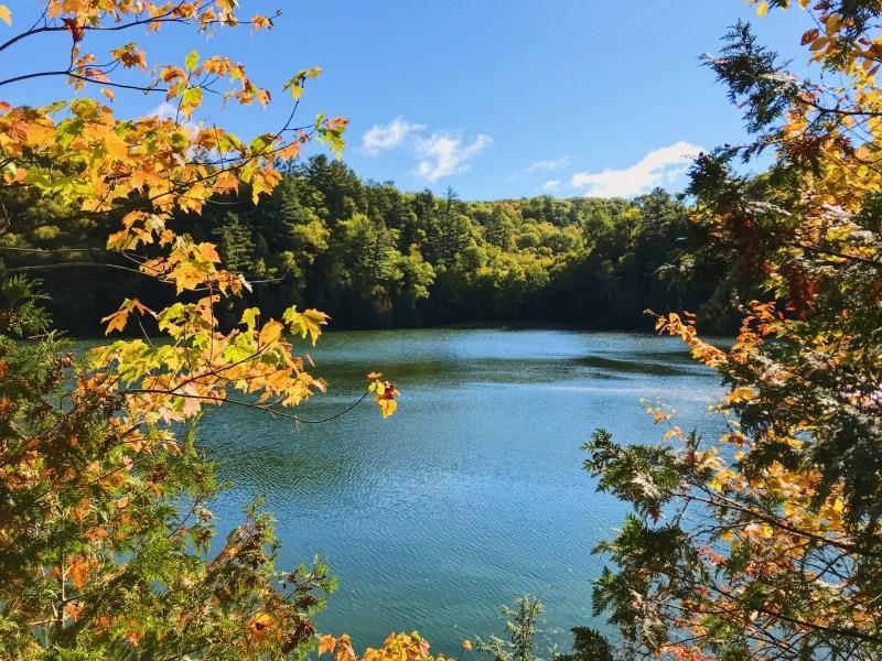 Lac en Ciel