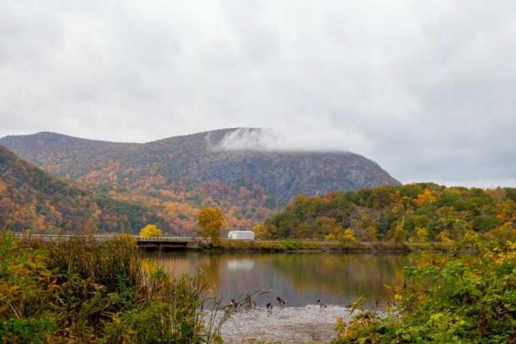 Fall landscape photography