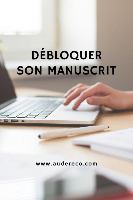 Débloquer son manuscrit