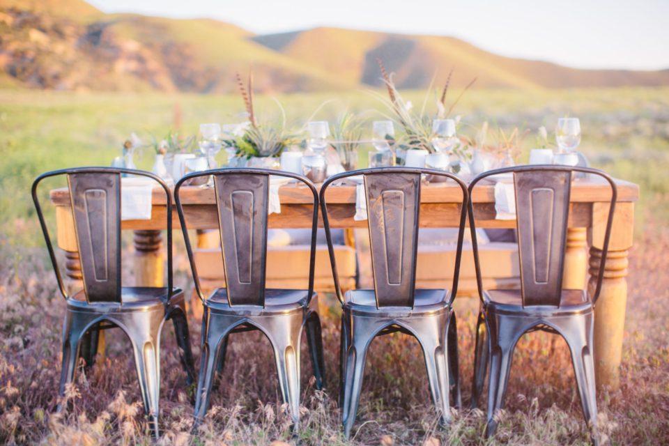 Bohemian Desert Whites | Audere Events | Lake Tahoe Wedding Planner