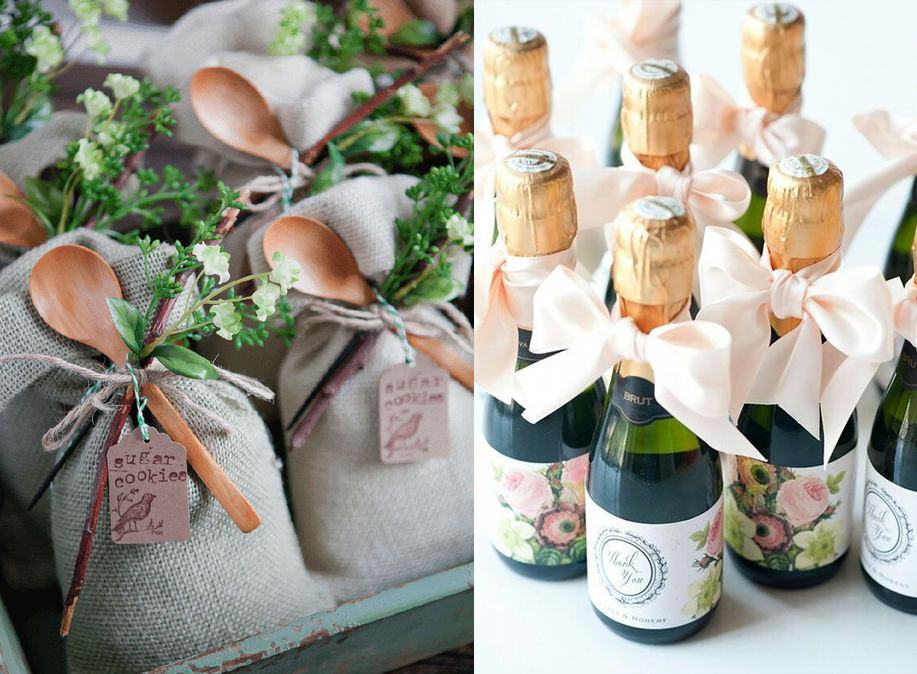 Lake Tahoe Wedding Favors