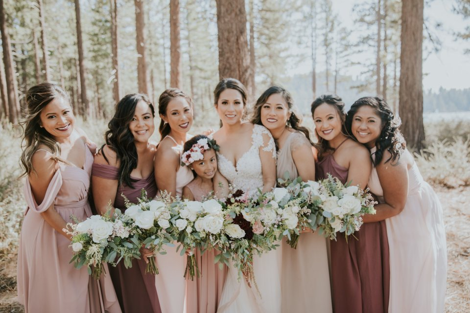 Lake Tahoe Wedding Planner | Zephyr Cove Wedding