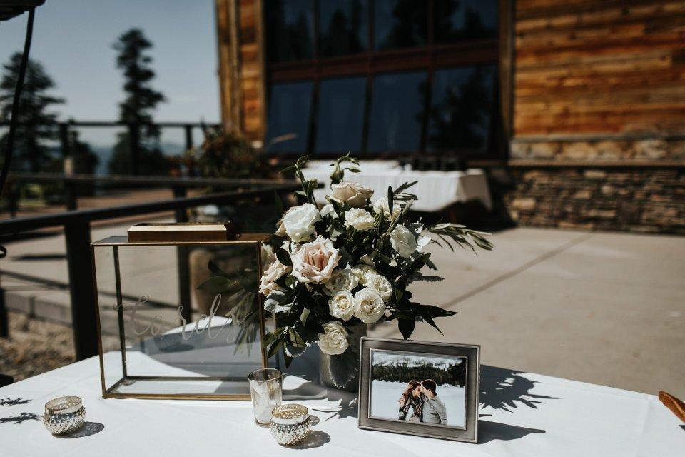 Lake Tahoe Wedding Planner | Zephyr Lodge Wedding