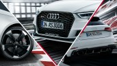 Collage RS3 sportback