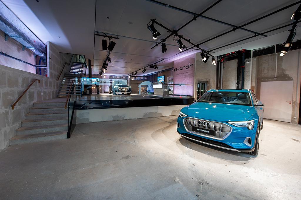 Der Pop-up-Store am Rennweg 43 in Zürich ist von Montag bis Samstag meistens von 8 bis 20 Uhr geöffnet – auch für Interessierte ohne Voranmeldung. (Tom Lüthi)