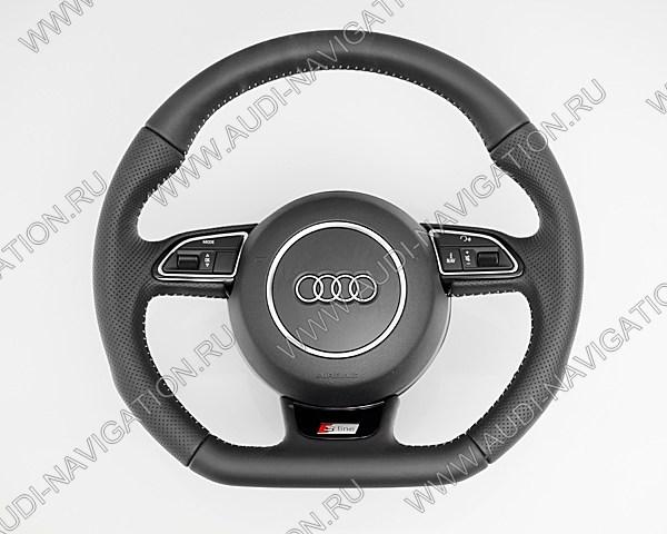 Руль S-line Audi Q5