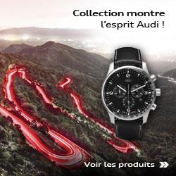 Audi Shop - Boutique officielle des produits dérivés Audi