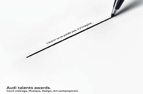 audi talents awards au festival du court m trage de. Black Bedroom Furniture Sets. Home Design Ideas