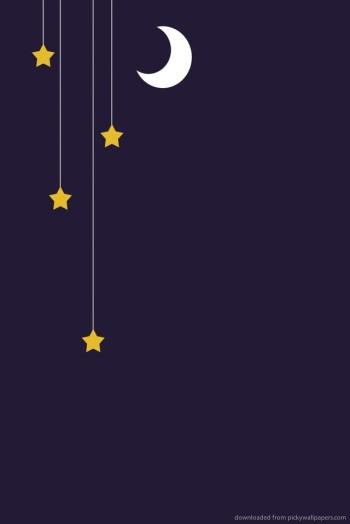 minimal-moon-and-stars