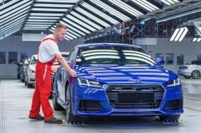 Audi waechst profitabel weiter