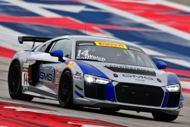 GMG Looks To Continue SprintX Championship Charge in Virginia