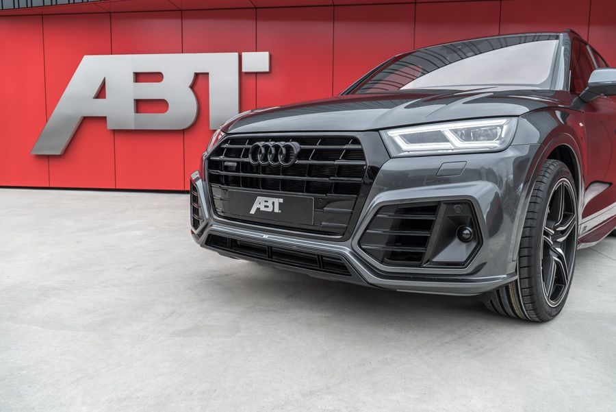 "Slender and Muscular – ABT Audi Q5 and SQ5 ""Slim Body"" with up to 425 HP"