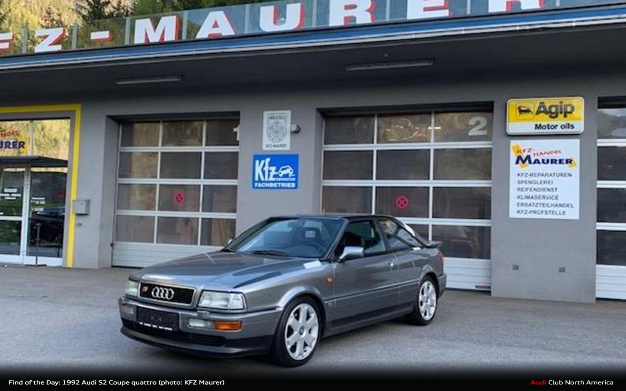 Kekurangan Audi S2 Tangguh