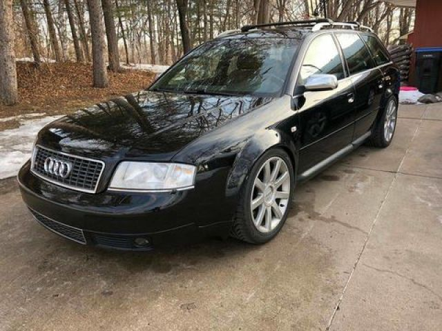 Find of the Day: 2002 Audi S6 Avant - Big Turbos and Manual