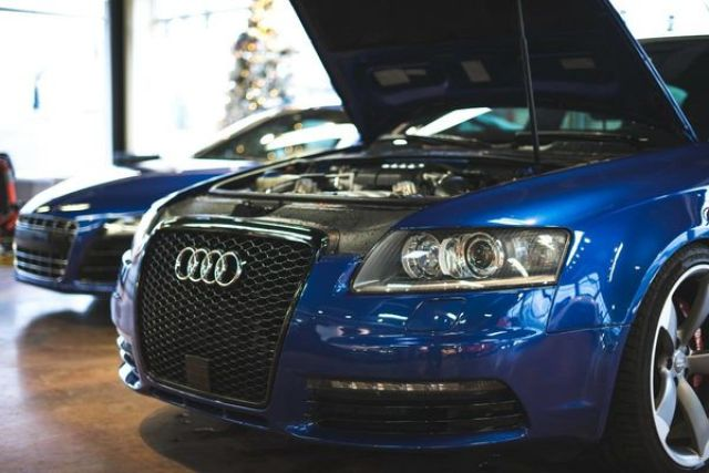 Find of the Day: 2006 A6 Avant to S6 Avant Conversion For