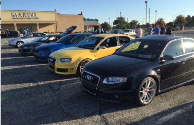 All German Car Show Turnout For Kansas City Audi Club North America